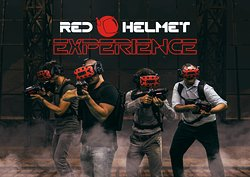 Red Helmet Experience