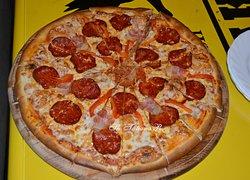 Пицца как классика.