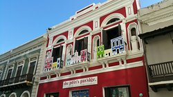 Old San Juan , so nice and colourful !