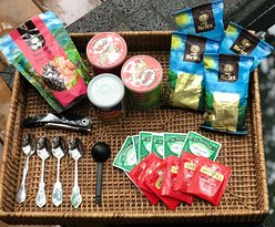 Minibar items
