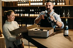 Cellar Door to take-away - featuring Polperro , Even Keel and many other local producers
