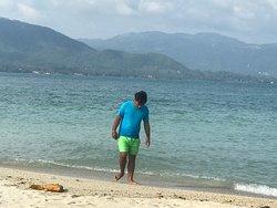 หาดเกาะมัดสุม