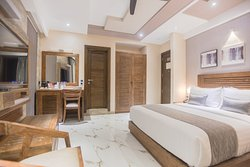 Executive Suite With Ocean View and Private Balcony