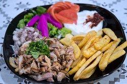 Chicken Doner Kebab Portion