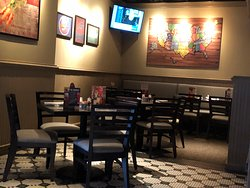 Ruby Tuesday - more table seating