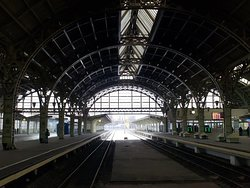 Vitebskiy Railway Station