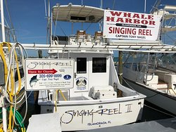 The Singing Reel II is ready for you