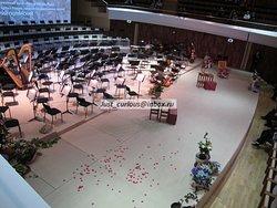 Zaryadie concert hall. Tchaikovsky, 'Iolanta', Oct.12, 2018