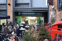 the shop in Camden market