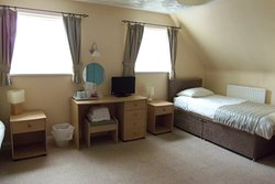 spacious rooms with free wifi