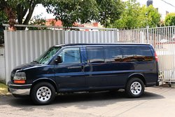 Camioneta Van Express.  Comodidad y seguridad en tus viajes.