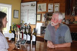 Meeting the winemakers