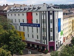 Exterior View TOP Hotel Hohenstaufen Koblenz