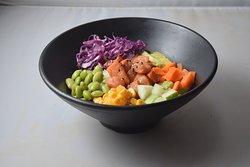 Salmon Pokel Bowl
