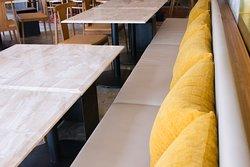 Kilo Kitchen seating