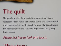 More information re. quilt.