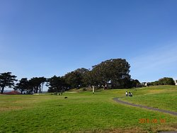 Fort Mason, the Great Meadow