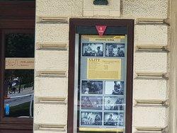 Прага. Театр на Виноградах (Na Vinohradech Theater)
