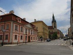 Roman Catholic Parish Church of St. Stepan