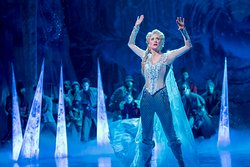 Frozen on Broadway