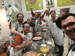 Top Pizza Course.....