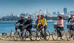 Bike tours in the Bay Area