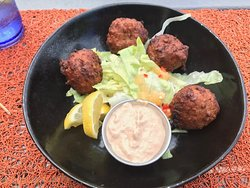 Conch fritters are still yummy!