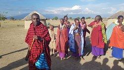 Masay village