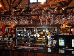 Waterend Barn bar