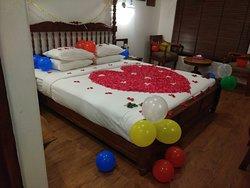 Honeymoon special..