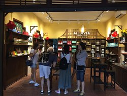 Alluvia Chocolate Hoi An