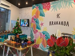 Krakakoa Chocolate Factory & Store