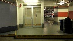 underground parking, a lot of parking around, no free parking