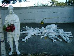 Holocaust Memorial at California Palace of the Legion of Hono