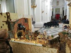 La chiesa e il presepe