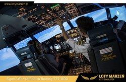 Loty Marzeń - Simulator B737
