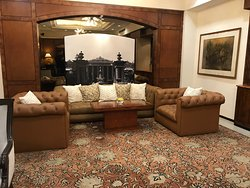 Lounge for Suite guests