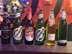 All beer Available