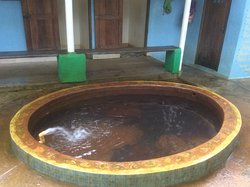 Малый бассейн глубиной 40 см