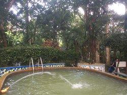 Большой бассейн глубиной 55 см