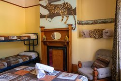 Leopard Room (Double Room)