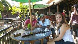 Enjoy the coffee plantation in BALI