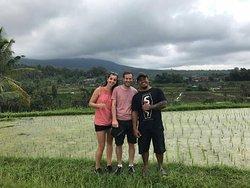 Jati luwih rice rice terrace tour.bali island