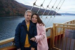 Cruis on Hakone Lake