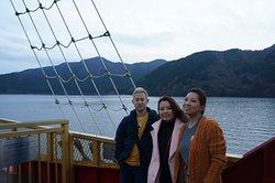 Hakone Lake Cruise