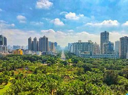 Baishamen Park