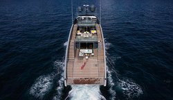 Luxury Yacht charter in Phuket. Private Island hopping tours.