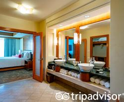 The 1 Bedroom Suite at The Cove at Atlantis
