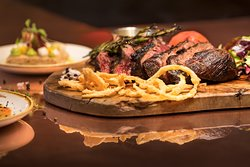 Chateaubriand platter