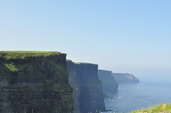 A gorgeous day at the Cliffs of Moher